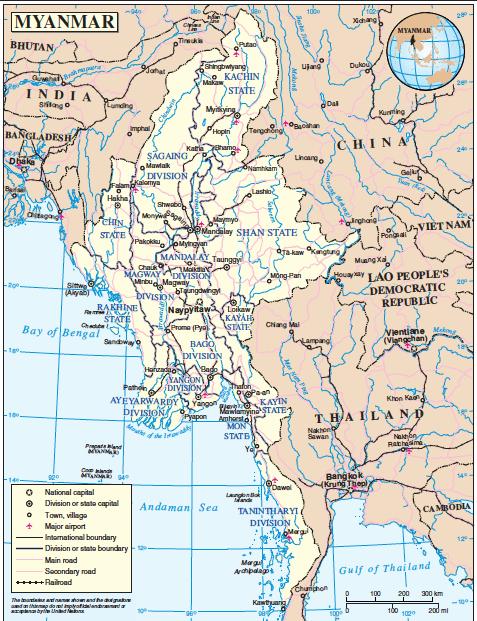 Pen Ti Burma