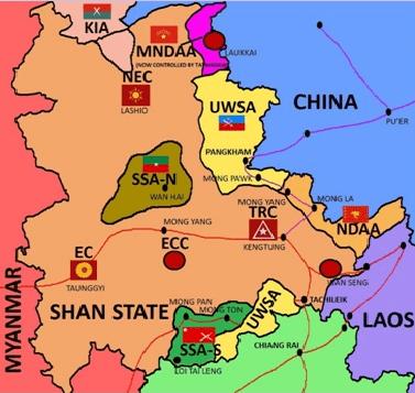 Karte SS
