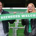 Tolle Spende von Fans des SV Werder Bremen
