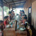 Die Schule des IDP Camp's Loi Sam Sip benötigt dringend Hilfe